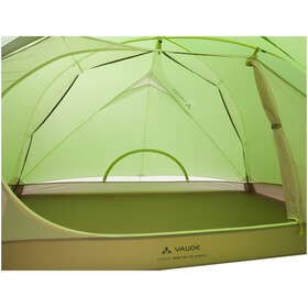 VAUDE Space SUL 1-2P Seamless Tent cress green